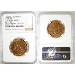 Doremus & Nixon Medal  (89245)
