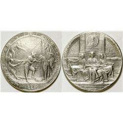 Hudson/Fulton Celebration Medal  (91134)