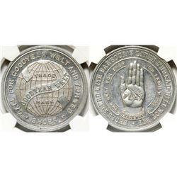 Goodyear Welt Medal  (91149)
