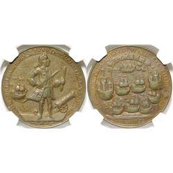 Admiral Vernon Medal  (91146)