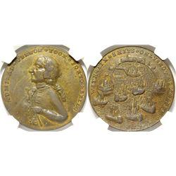 Admiral Vernon Medal  (91148)