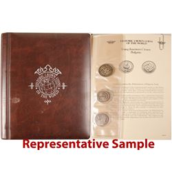 Calhoun's Collectors Society - Historic Crown Coins of the World - 32 coin reproductions  (79576)