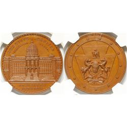 New State Capitol Medal  (91150)