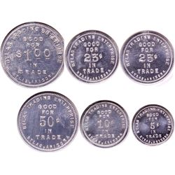 Indian Trader Tokens  (89240)