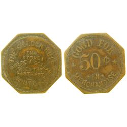 Golden Rule Token  (100337)