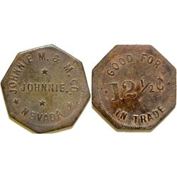 Johnnie M & M Co. Token  (90383)