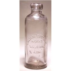 Waldron Bottling Works  (76001)