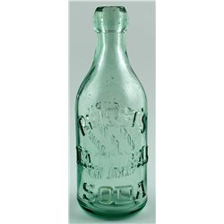 PRIEST'S NATURAL SODA BOTTLE  (29576)