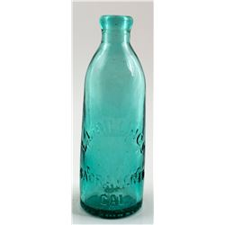 Soda Bottle / E. L Billings  (30503)