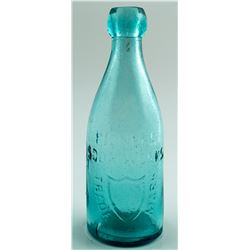 PIONEER SODA WORKS BOTTLE  (29753)