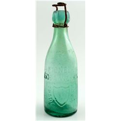 PIONEER SODA WORKS BOTTLE  (29740)