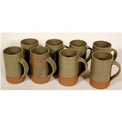Beer Steins / German / 8 items  (89524)