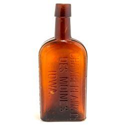 Dr. Von Hopfs Bitters Bottle  (46738)