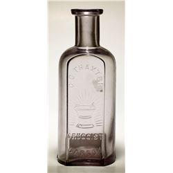 G.C Thaxter (Millville Round) Bottle  (57737)