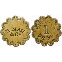 H. Mau & Co. Token  (88877)