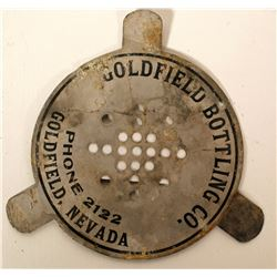 Goldfield Bottling Co. / Fold Over Cap  (78864)