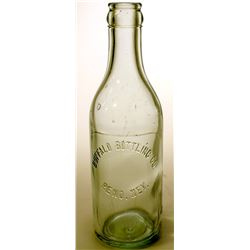 Soda Bottle / Buffalo Bottling Co.  (89540)
