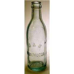 Soda Bottle / J & B   (89541)