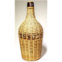 I. W. Harper Wicker Basket Bottle  (47900)