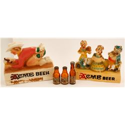 Acme Beer Advertising Pieces  (61837)