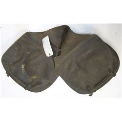 Locking Large Saddle bags, Non Military  (55949)