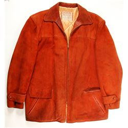 McGregor Suede Leather Jacket   (91401)