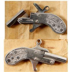 Blank Firing tiny pistol  (75703)