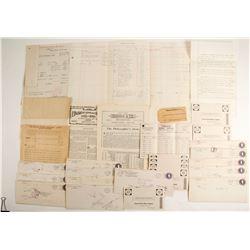 Tonopah, NV Ephemera Collection  (89833)