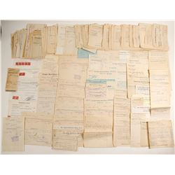 Nevada Banking Papers Collection  (89914)