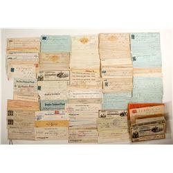 Check Collection (100)  (89933)
