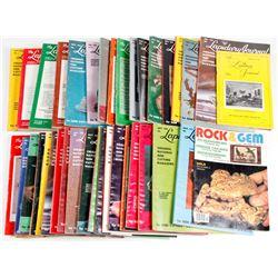 Lapidary Magazine Collection  (64002)