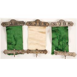 St. JBS Ribbons (3)  (90298)