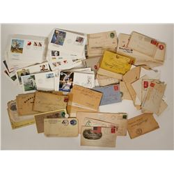 First Day and Postal Covers  (100076)