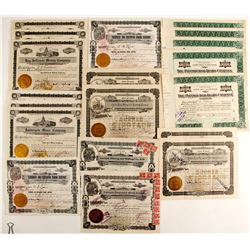 Revenue Stamp Stock Collection (19)  (89804)