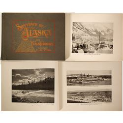 Souvenir of Alaska and YT Book  (100012)