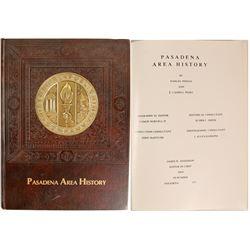 Pasadena Area  History  (89159)