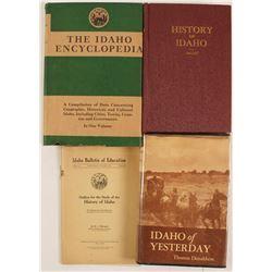Idaho History Group (3 Volumes)  (76275)