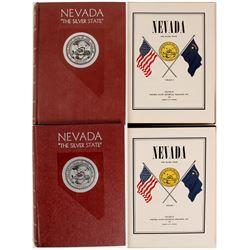 "Nevada "" The Silver State"" Vols 1 & 2  (89139)"