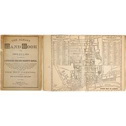Albany Handbook  for 1881  (91288)