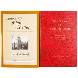 Utah History Books (2)  (59776)