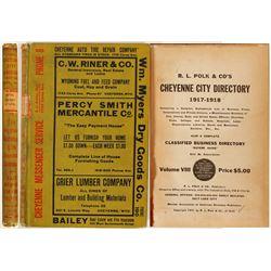 Directory / Cheyenne , Wyoming  (89569)