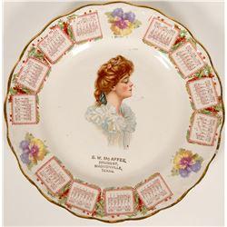 Texas Druggist Plate  (88560)