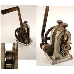 Antique Tombstone Souvenir Penny Machine  (75671)