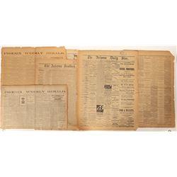Old Arizona Newspapers (6)  (100033)