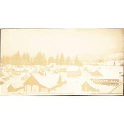 Hobart Mills, CA Mounted Photo  (89358)