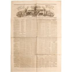 The Wide West Newspaper  (89320)
