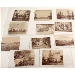 Group of 11 Unlabeled Northern California Photos  (90566)