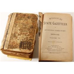 Directory / St. Louis , Missouri .   (89577)