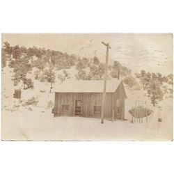 Manhattan RPC of a Miner's Cabin which housed a State Assemblman  (99219)
