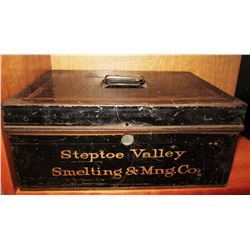 Steptoe Valley Smelting & Mining Company Strong Box  (99486)